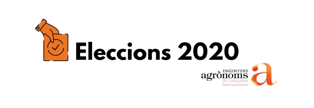 Reunió eleccions COEAC 2020 – demarcació de Barcelona –