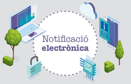 L'Ajuntament de Barcelona comença a substituir les notificacions en paper per comunicacions electròniques