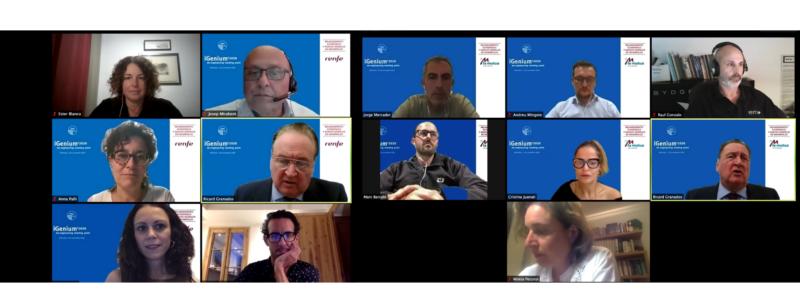 Reviu iGenium'2020 amb els vídeos dels projectes