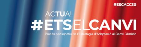 Arrenca el procés participatiu de l'Estratègia catalana d'adaptació al canvi climàtic 2021-2030 (ESCACC30)