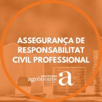 Webinar: Responsabilitat Civil Professional de l'Enginyer/a Agrònom/a