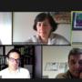 Reunió amb el Director de l'ETSEA, el company Jordi Graell i el Cap d'Estudis, Jaume Arnó