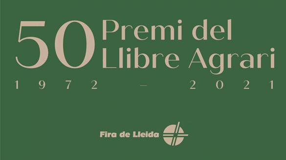 Fira de Lleida convoca la 50 edició del Premi del Llibre Agrari i el 6è Premi de l'Article Tècnic Agrari