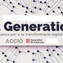 Jornada Next Generation EU: Fons europeus per a la transformació digital i ecològica