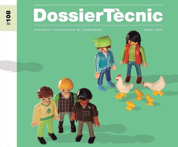 Publicat el Dossier Tècnic 108. Els Grups Operatius a Catalunya. Convocatòria 2016