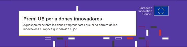 Premi UE per a dones innovadores