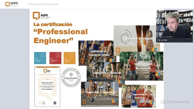 """Professional Engineer Sèries març 2021: les organitzacions poden contractar els """"millors"""" professionals d'enginyeria"""