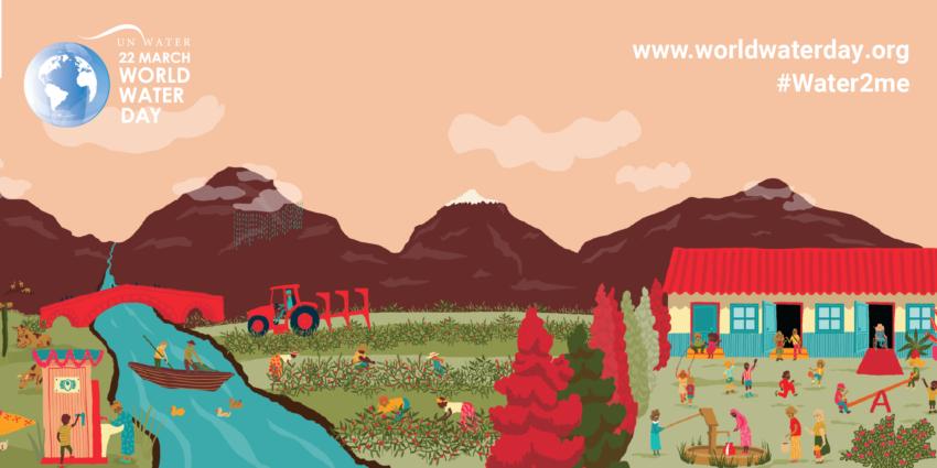 22M – Dia Mundial de l'Aigua 2021: el valor de l'aigua