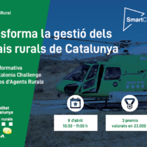 Webinar informativa del concurs Smart Catalonia Challenge
