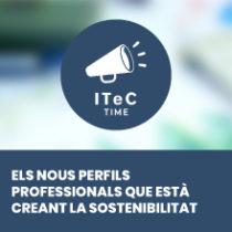 Webinar: Els nous perfils professionals per a la digitalització de la sostenibilitat