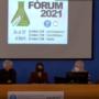 Presents al Fòrum Bioenginy organitzat pels estudiants de l'Escola d'Enginyeria Agroalimentària i de Biosistemes de Barcelona (EEABB)