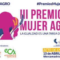 "Acte de lliurament de premis ""Mujer Agro 2021"""