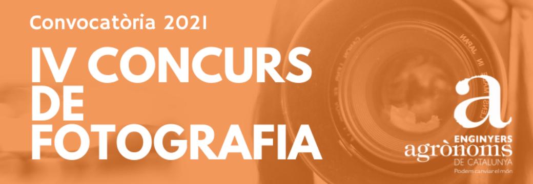 IV Concurs de Fotografia d'Enginyers Agrònoms de Catalunya