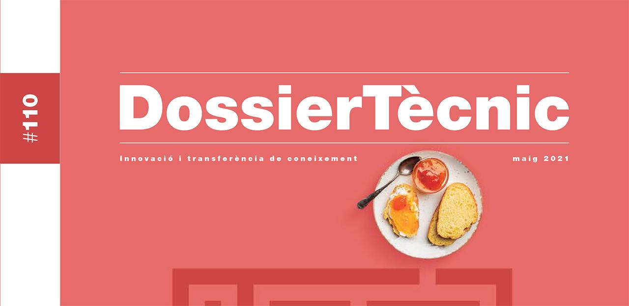 """Publicat Dossier Tècnic núm 110: """"La cadena agroalimentària de Catalunya"""""""