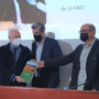 Reconeixement del Departament de Medi Ambient i Ciències del Sòl al company Jaume Porta Casanellas, catedràtic emèrit de la Universitat de Lleida