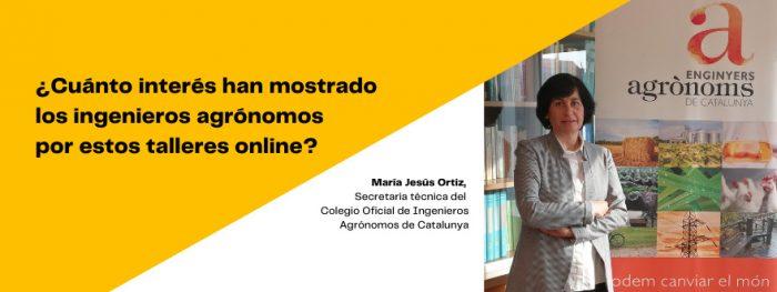 """Maria Jesús Ortiz Campos: """"El programa formatiu d'EFPA ajuda a tenir una visió completa de les finances i la seva aplicació"""""""