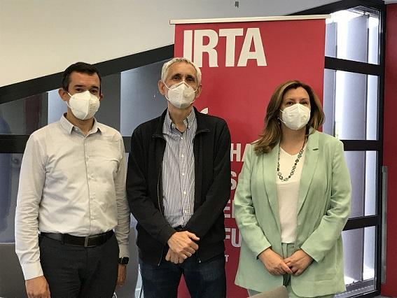 El Col·legi d'Enginyers Agrònoms de Catalunya s'alia amb l'IRTA per promoure la transferència tecnològica en el sector agroalimentari