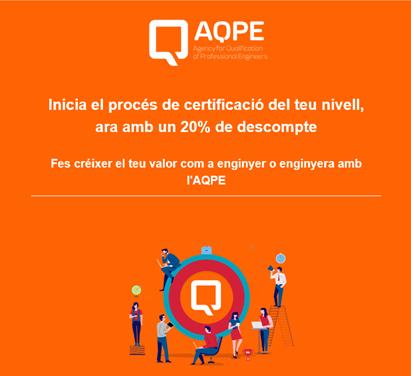 Inicia el procés de certificació del teu nivell, ara amb un 20% de descompte