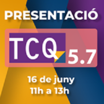 Presentació de la versió 5.7 de TCQ