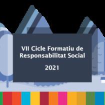 2n.Taller en línia del VII Cicle Formatiu Responsabilitat Social 2021