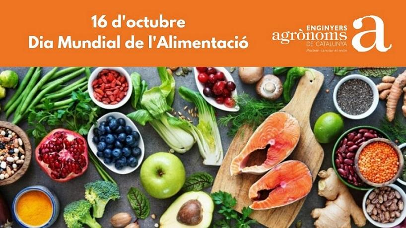 Dia Mundial de l'Alimentació 2021